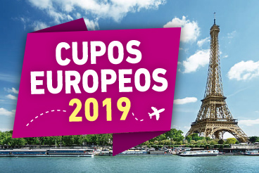 CUPO EUROPA  2019