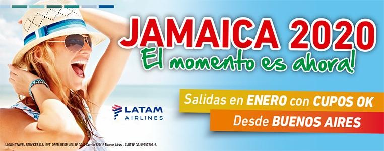 JAMAICA 2020