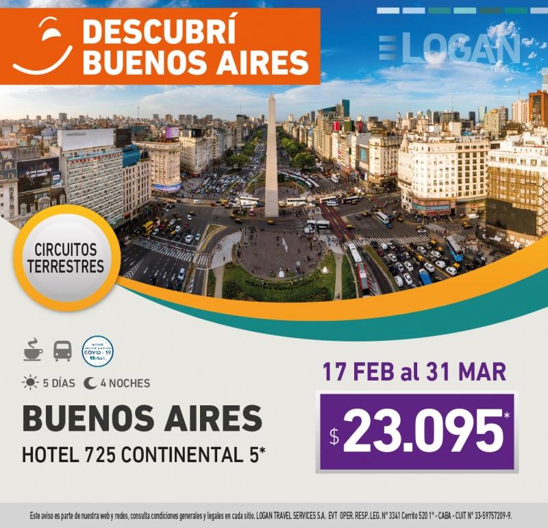 Conoce Buenos Aires