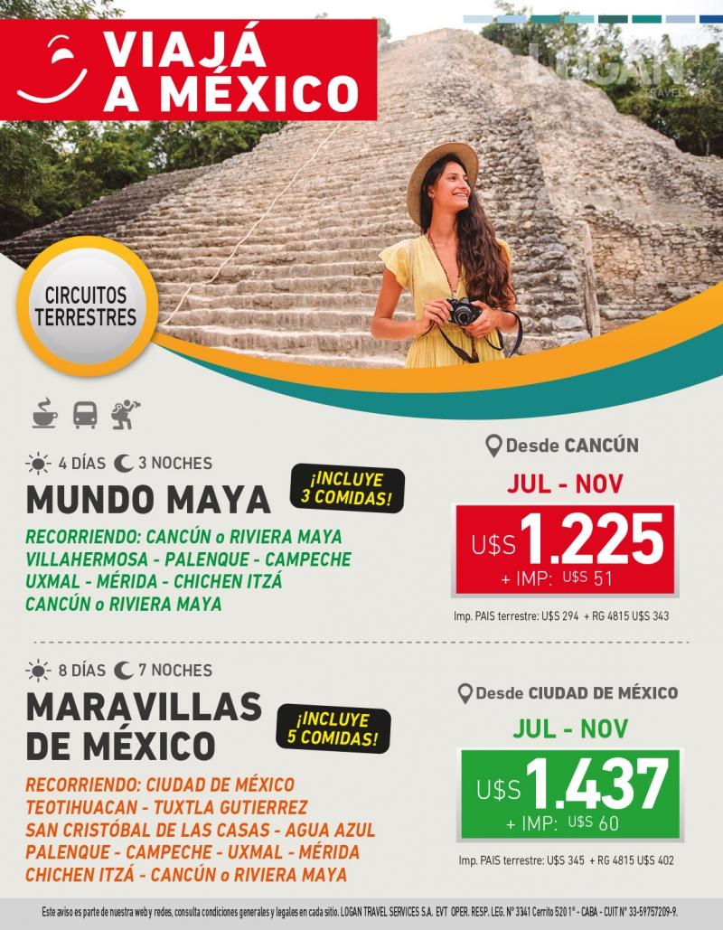 CIRCUITOS MÉXICO