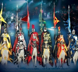 MEDIEVAL TIMES - DINNER SHOW