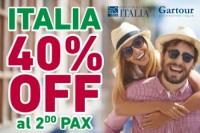 ITALIA CON PROMO!